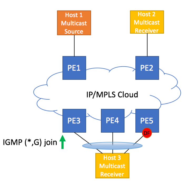 EVPN Type 7 and Type 8 Routes | BGP Help